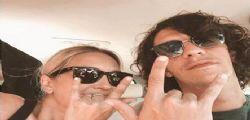Carolina Crescentini sposa a sorpresa Francesco Motta