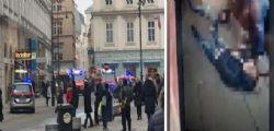 Escluso terrorismo! Vienna, spari in un ristorante del centro: un morto e un ferito
