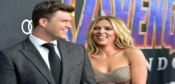 Il terzo matrimonio! Scarlett Johansson e Colin Jost presto sposi