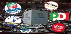 Elezioni 2018 : M5S, Centro Destra e Lega i più votati, crollo per il Pd... maggioranza?