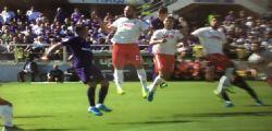 Calcio, anticipo Fiorentina Juventus 0 0