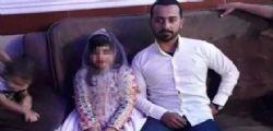 Sposa bambina a 11 anni, il marito ne ha 22 : Il video indigna e le nozze vengono annullate