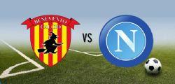 Benevento Napoli streaming diretta tv : dove vedere la Serie A