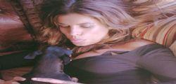 Elisabetta Canalis incinta : i primi segni della gravidanza