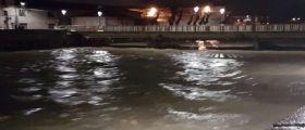 Maltempo : Ad Ancona il fiume Misa spaventa i cittadini, c