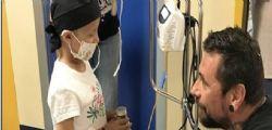 La piccola Aurora uccisa da un tumorere a soli 8 anni