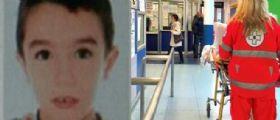 Rovigo : Il piccolo Giovanni Morello morto in ospedale con l