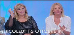 Tina Cipollari spiega la sua dieta: Cinque pasti, niente pasta