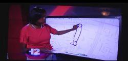 Siobhan Riley : la giornalista della ABC che disegna un pene