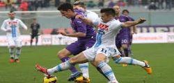 Fiorentina-Napoli Diretta tv Streaming e Online Gratis Serie A