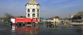 Kabul, attentato nei pressi del ministero della Difesa : Kamikaze contro minibus - 5 morti e 15 feriti