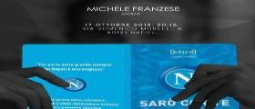 Calciatori ed esponenti della moda a napoli per Michele Franzese