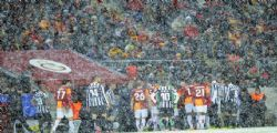 Galatasaray-Juventus sospesa per neve | Streaming Diretta Partita e Online Gratis Champions League