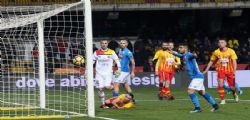 Video goal Benevento-Napoli 0-2 : Highlights e Tabellino Partita