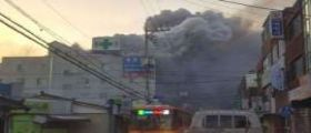 Corea Sud - incendio in ospedale : 41 morti e oltre 60 feriti