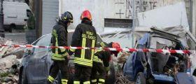 Crollo palazzina al Flaminio : Poco chiari i tempi per riaprire il Teatro Olimpico
