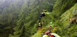 Si lascia morire di freddo ... 48enne ritrovato sui monti della Valtellina