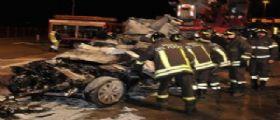 Incidente Brescia : Ubriaco al volante uccide una donna 37enne e una bimba di 10 anni