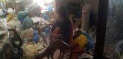 Segregata in uno sgabuzzino dai genitori per 15 anni, muore congelata a 33 anni