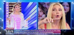 Claudio Caniggia mostra le chat hot di sua moglie dopo le apparizioni in tv