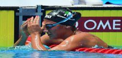 Mondiali Nuoto 2019, Simona Quadarella d'argento negli 800 stile libero