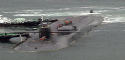 Corea del Nord : Sottomarino Usa arriva in Corea del Sud