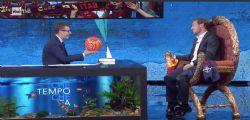 Francesco Totti a Che Tempo Che Fa : Io imperatore di Roma? Così me metti l