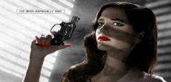 Eva Green tropp hot nel poster di Sin City