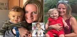 Il piccolo Cole meritava di vivere! Infermiera coraggiosa dona il suo fegato al paziente di 7 mesi