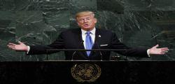 Donald Trump all'Onu : Se Kim attacca distruggeremo la Corea