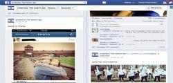 Le liceali israeliane ad Auschwitz su Facebook scoppia lo scandalo