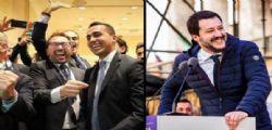 Elezioni 2018, M5s primo partito, centrodestra al 37% : Salvini davanti a Berlusconi
