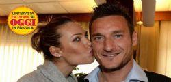 Ilary Blasi e Francesco Totti : Non ci facciamo tante smancerie