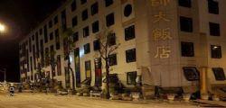 Terremoto Taiwan magnitudo 6,4 : Crolla hotel a Hua-Lien, 30 persone intrappolate nelle macerie