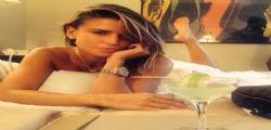 Claudia Galanti hot : su Instagram il senza veli integrale
