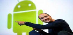 Andy Rubin : Il creatore di Android lascia il colosso Google