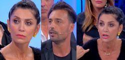 Uomini e donne, Armando attacca Barbara: Sei sola... e la dama s
