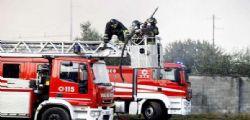 Taranto, incendio in appartamento al quarto piano : due morti