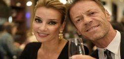 Rocco Siffredi festeggia 25 anni di matrimonio con la moglie Rozsa Tassi