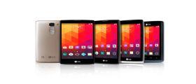 LG svela 4 nuovi smartphone prima del MWC 2015