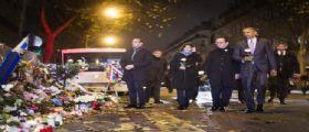 Il Presidente Barack Obama a Parigi rende omaggio alle vittime del Bataclan