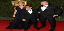 Jean Hersholt Humanitarian Award ad Angelina Jolie