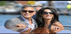 George Clooney e Amal Alamuddin sono finalmente sposi!