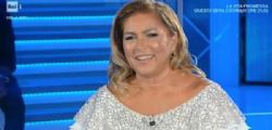 Domenica In : Romina Power non è più single?