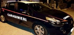 Salerno : carabiniere spara accidentalmente a bandito in fuga