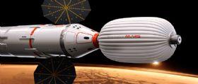 Uomo su Marte : prima missione nel 2018