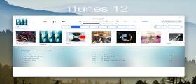 La Apple rilascia anche iTunes 12