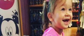 Perde le gambe per la meningite: La piccola Aubrielle Marsilio cammina per la prima volta