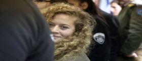 Liberata Ahed Tamimi : la 17enne attivista simbolo della lotta contro occupazione israeliana