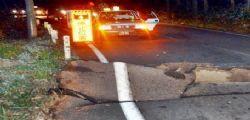 Terremoto magnitudo 6,7 colpisce Nagano in Giappone : parecchi danni e feriti